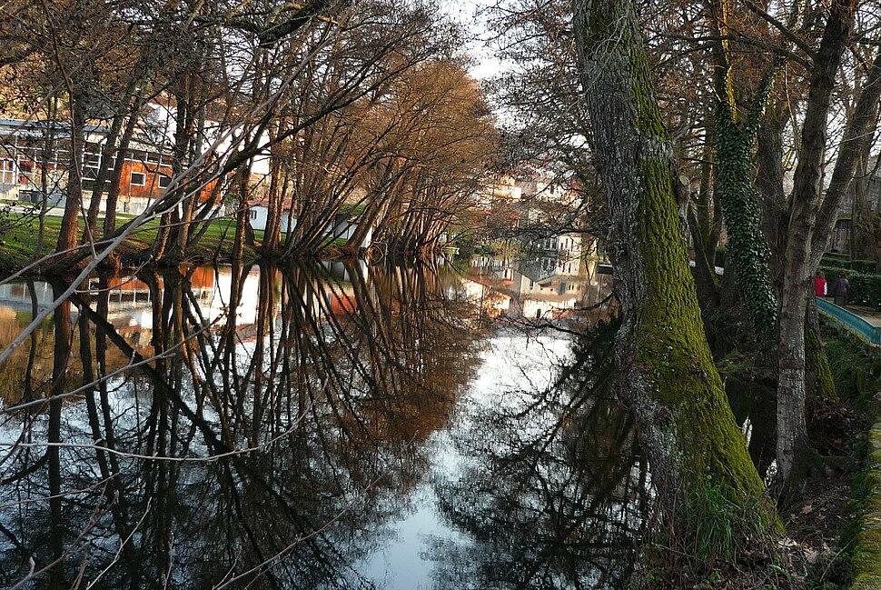 Allariz. Río Arnoia