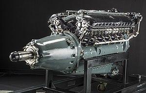 Allison V-1710-7 V-12 Engine NASM.jpg