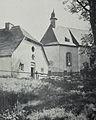 Alme Armenhaus, östlich der Pfarrkirche Aufnahme von 1922.JPG
