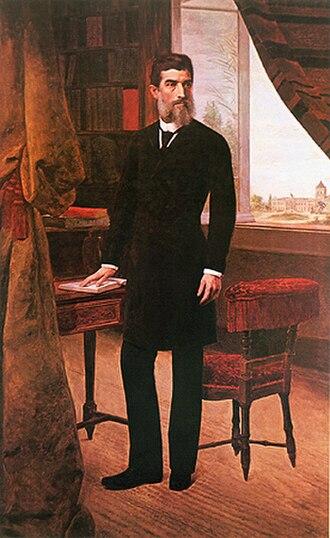 Prudente de Morais - Prudente de Morais, by Almeida Júnior.