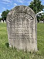 Alpheus Quicy Headstone June 2021.jpg