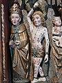 Altar aus Waldkirchen Hl Papst und Hl Sebastian.jpg