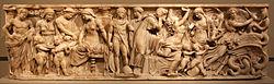 Altes Museum - Medea-Sarkophag