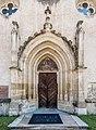 Althofen Pfarrkirche hl. Thomas von Canterbury West-Portal 20082018 4249.jpg