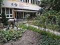 Aluminum Elephant by Eszter Miró, 1965, Lágymányos, 2016 Újbuda.jpg