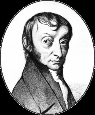 Avogadro constant - Amedeo Avogadro