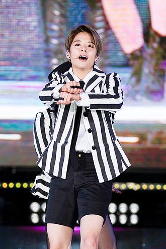 Amber Liu (singer) - Amber Liu at the Jeju K-Pop Festival, in October 2015.
