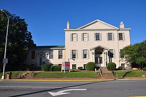 National Register of Historic Places listings in Bibb County, Georgia - Image: Ambrose Baber House
