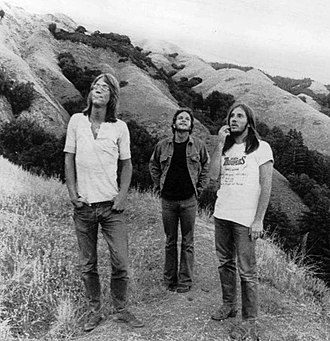 America (band) - Beckley, Peek and Bunnell in 1972