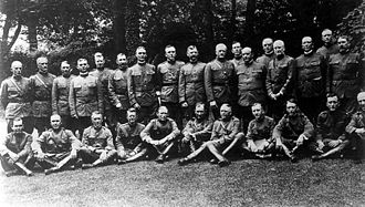 American Expeditionary Forces - Image: American Expeditionary Force Baker Mission