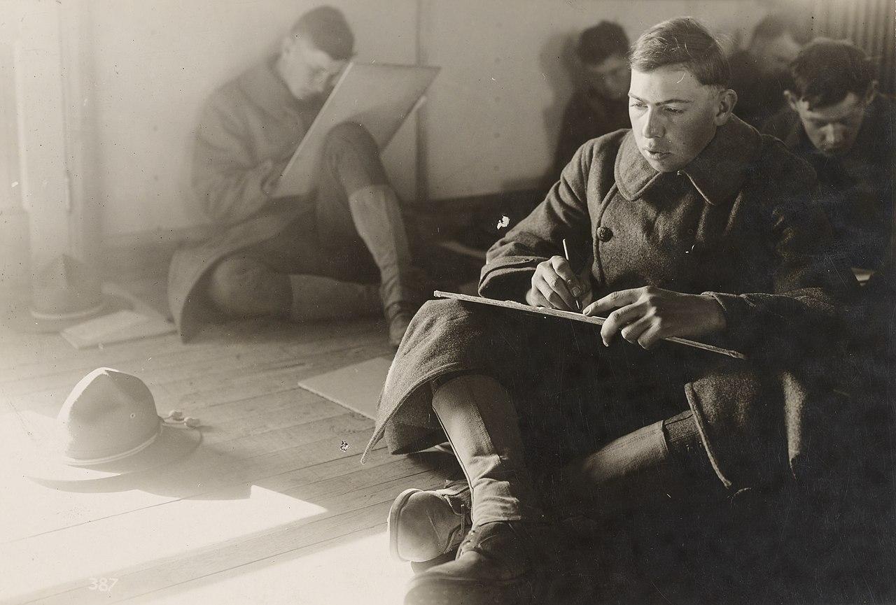 Alpha Army: World War 1: History of Psychometrics and Psychology: FAQ For Psychometric Tests