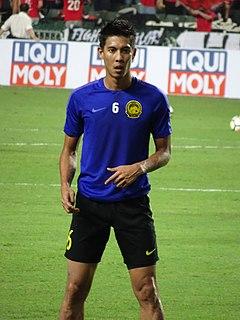 Amirul Hadi Malaysian footballer