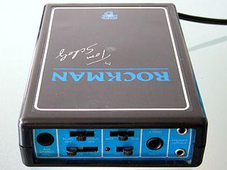 Rockman (amplifier)