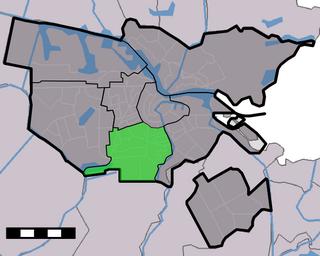 Amsterdam-Zuid Borough of Amsterdam in North Holland, Netherlands