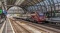 Amsterdam Centraal Thalys TGV-PBKA 4307 als trein 9327 uit Paris-Nord - Flickr - Rob Dammers.jpg