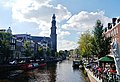 Amsterdam Prinsengracht & Westerkerk 2.jpg