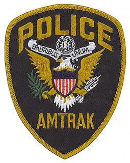 Amtrak Police Department American railroad police agency