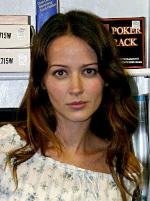 The Gifted (TV series) - Image: Amy Acker Santa Barbara signing headshot