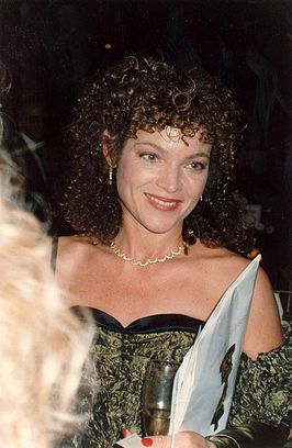 Amy Irving in 1988.
