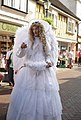 An angel visits Preston Street during the Hop Festival - geograph.org.uk - 944087.jpg