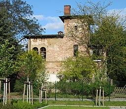 An der Einsiedelei in Potsdam