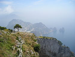 meaning of capri