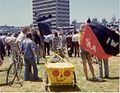 Anarchists attend ALP policy launch 24 November 1975 (16890014601).jpg