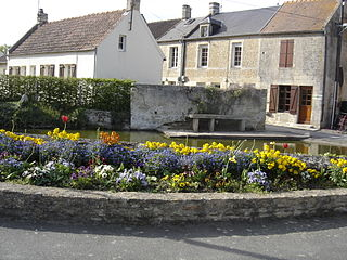 Basly Commune in Normandy, France