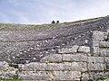 Ancient Greek theatre in Dodona 6.jpg