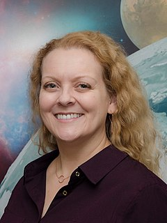 Carrie Anderson American planetary scientist