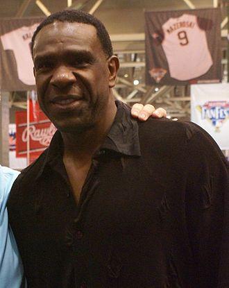 Andre Dawson - Dawson in 2009.