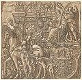 Andrea Andreani - The Triumph of Julius Caesar- Caesar Triumphant - 1930.583.10 - Cleveland Museum of Art.jpg