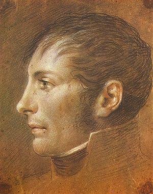 Eugène de Beauharnais - Eugène c. 1800, Andrea Appiani.