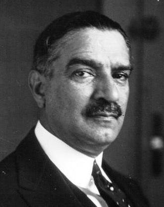 Greek legislative election, 1926 - Image: Andreas Michalakopoulos 1927