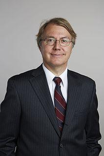 Andrew H. Knoll American paleontologist and Professor at Harvard University