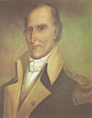 Battle of Kettle Creek - Image: Andrew Pickens By Thomas Sully