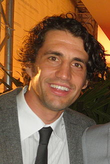 Andy Lee at the Australian Commercial Radio Awards.JPG