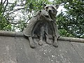 Animal Wall 13 - Racoons - geograph.org.uk - 1375272.jpg