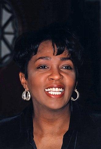 Anita Baker - Baker in 1998