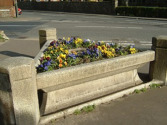 Sewell Park, Norwich - Image: Anna Sewell Trough