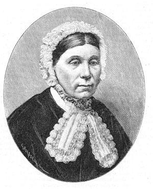 Anna Christina Cronquist - Anna Christina Cronquist, in Idun 1893, nr 12.