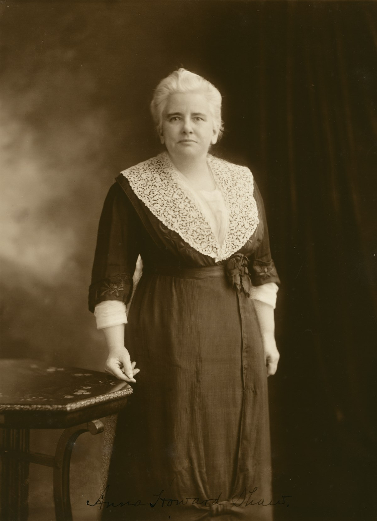 b8edd4df4 Anna Howard Shaw - Wikipedia