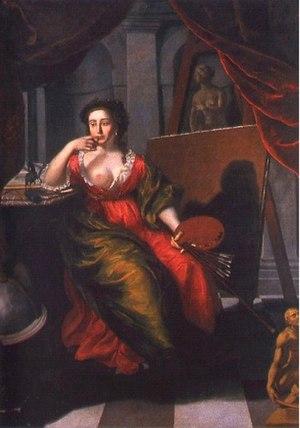 Anna Maria Ehrenstrahl - Image: Anna Maria Ehrenstrahl