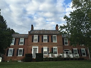 National Register of Historic Places listings in Montgomery County, Maryland - Image: Annington House