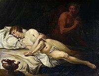 Anonymous Sleeping Venus and Satyr.jpg