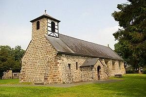 Llandrinio - Church of St Trunio