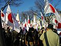 Anti-Chinese government and Democratic Party of Japan rally on 18 December 2010 at Shibuya 01.jpg