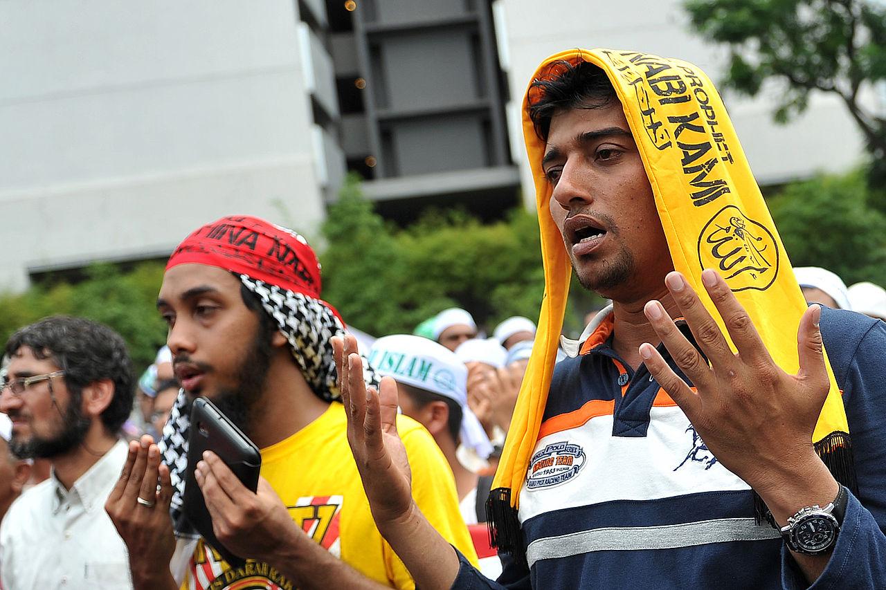IMVU: Group: Protest against Anti-Islam film