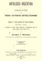 Antologia Argentina - Benigno Martinez (Tomo 2).pdf