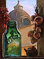 Antonio Sicurezza-Saint Teresa's dome from my studio.JPG